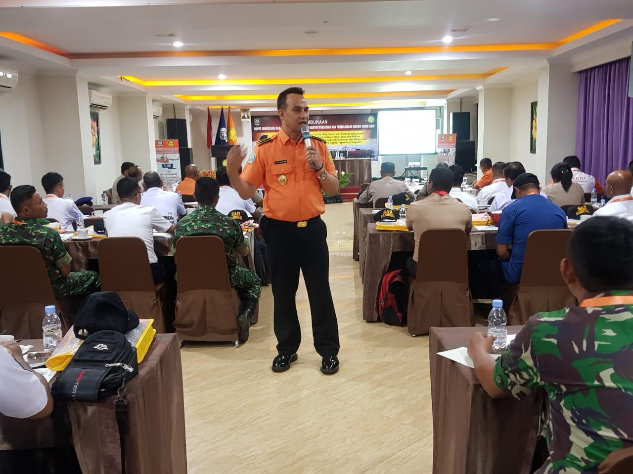 SAR Programkan Tambah Pos di Maluku