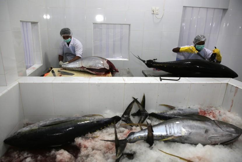 BPS: Ekspor Maluku Bulan Agustus 2019 Didominasi Tuna & Kepiting