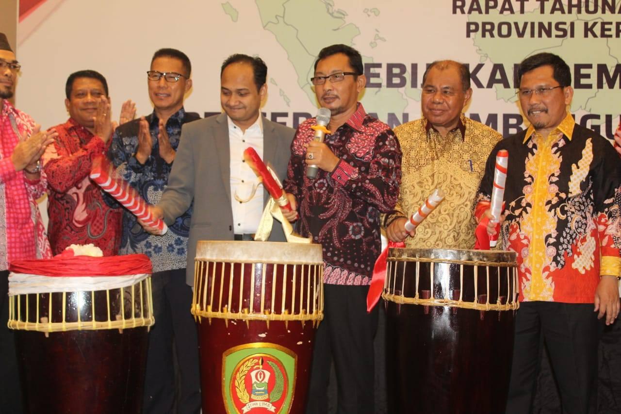 Wagub Maluku Berharap RUU Daerah Kepulauan Segera Dibahas & Disahkan