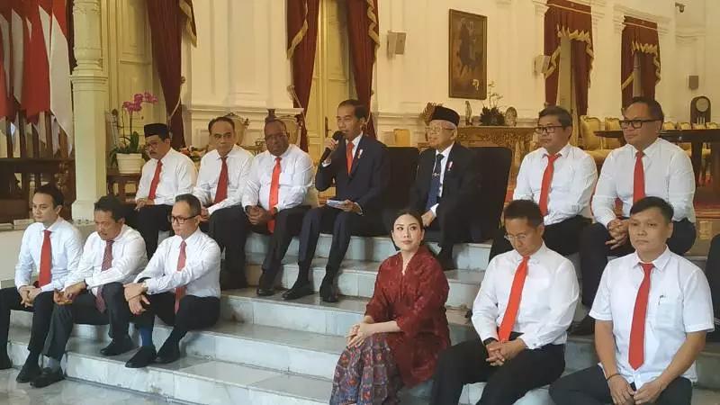 Ini 12 Wakil Menteri Kabinet Indonesia Maju