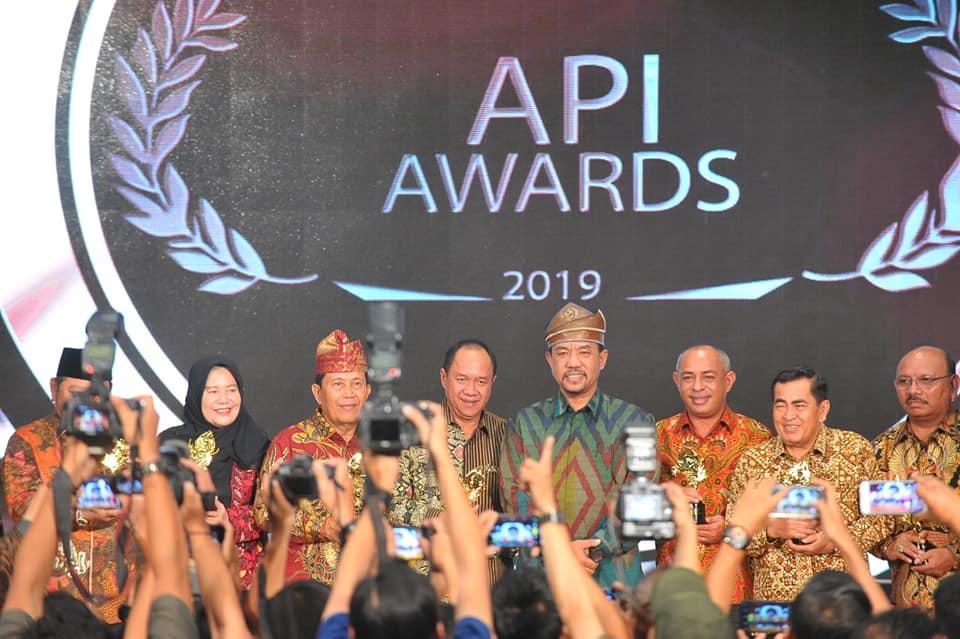 API 2019: Gunung Kerbau MBD Raih Juara 3 Dataran Tinggi Terpopuler