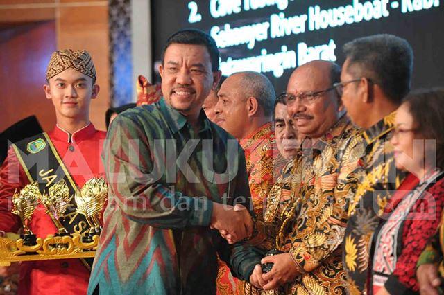 API 2019: Dayung Belang Maluku Tenggara Raih Juara 2 Kategori Atraksi Budaya Terpopuler