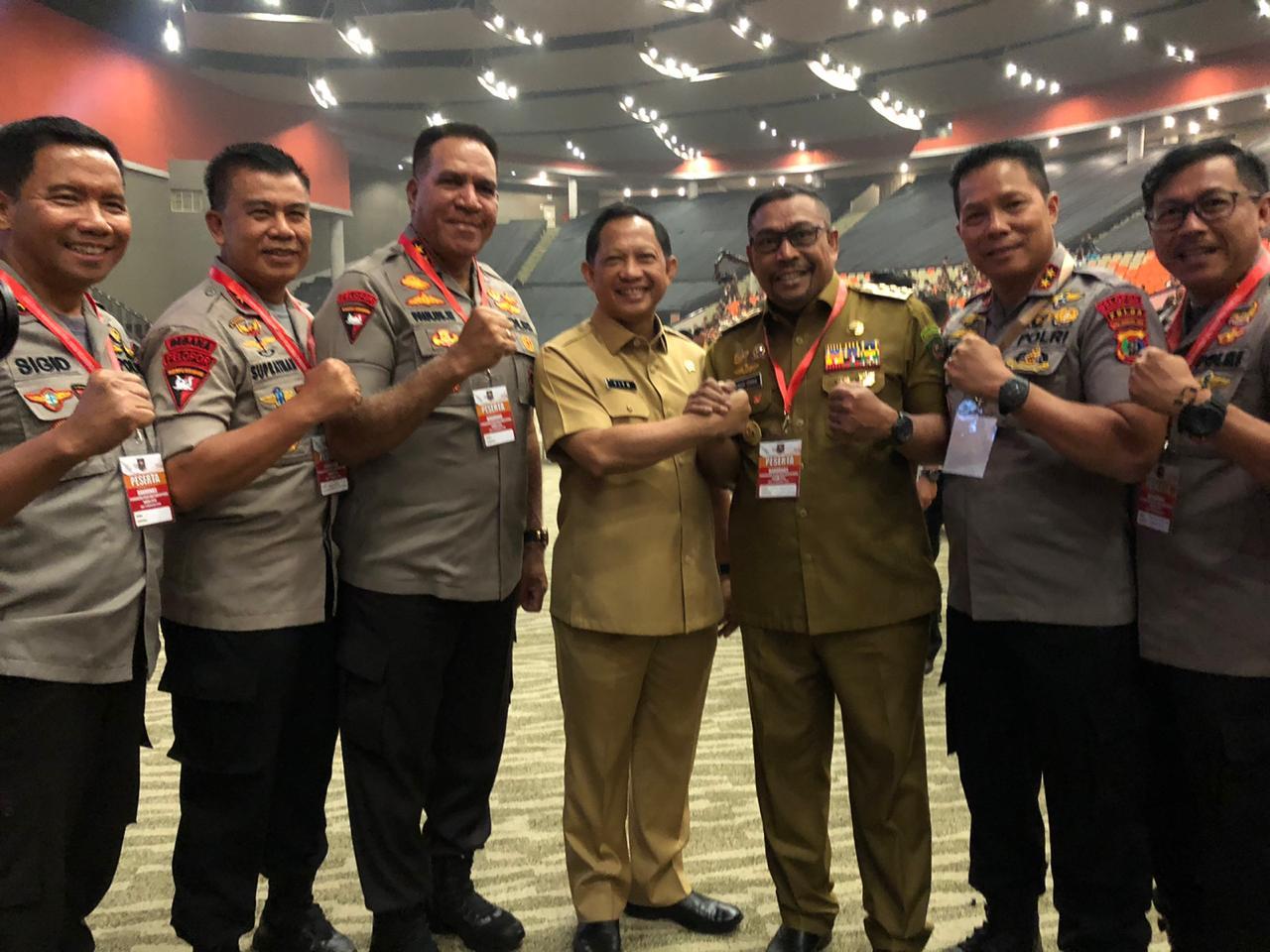 Gubernur Maluku: Program Prioritas Presiden Jadi Solusi Maluku Bangkit