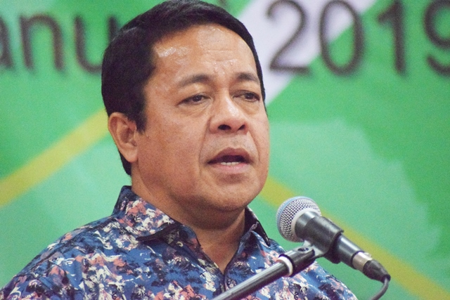 Tak Lagi Deputi Kementerian BUMN, Hambra Samal Jadi Wadirut Pelindo 2