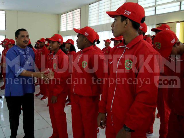 37 Atlet Maluku Siap Berlaga di POPNAS 2019