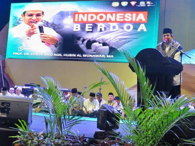 Dzikir & Doa Jelang Pemilihan Duta Qasidah Nasional di Ambon