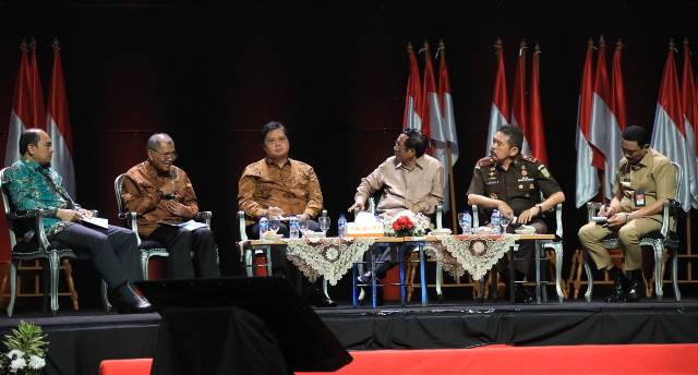 Di Depan Forkopimda se-Indonesia, Ketua KPK Bicara Peran Inspektorat Daerah Cegah Korupsi