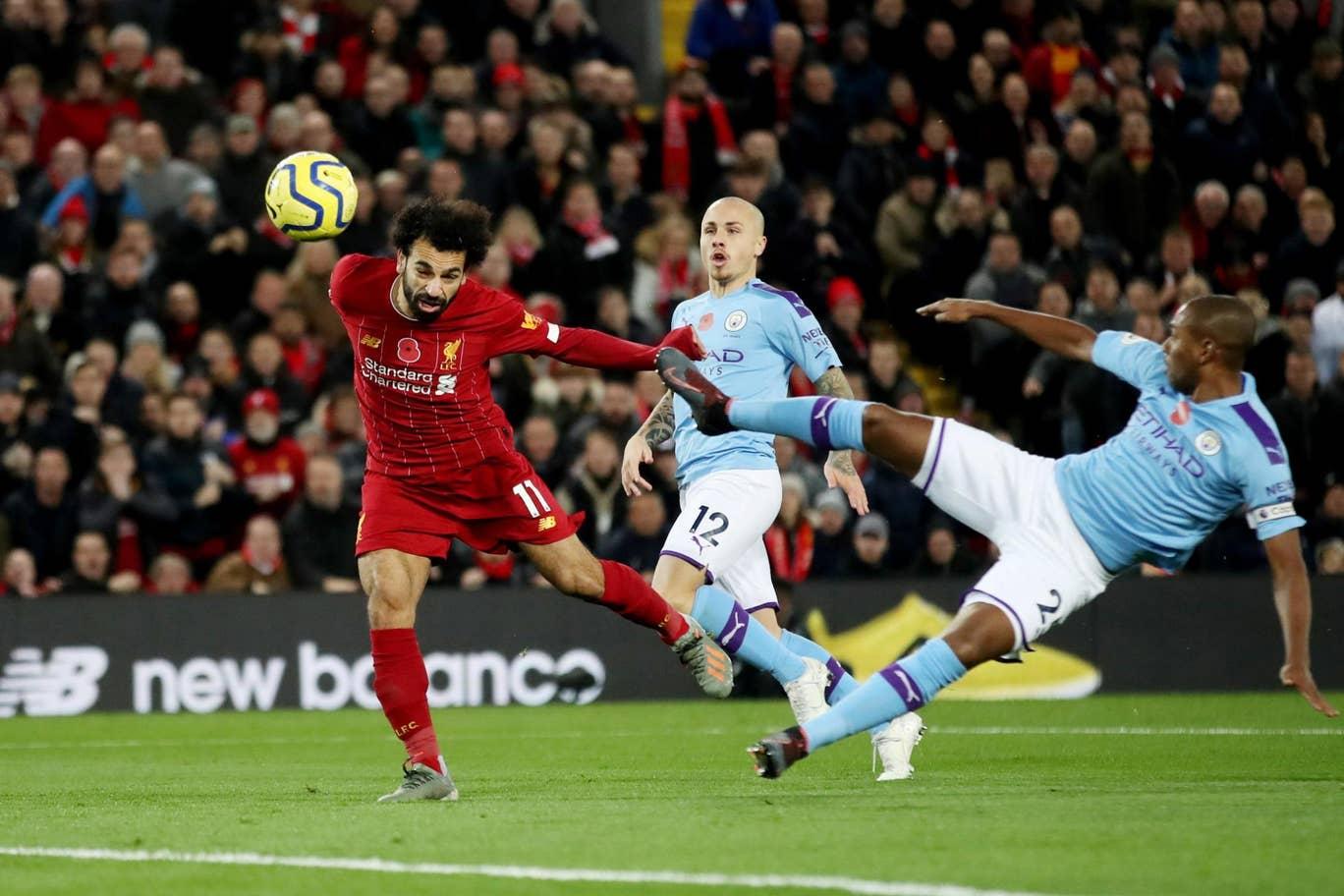 Liverpool Bungkam Manchester City 3-1