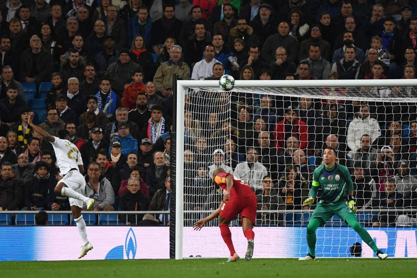 Liga Champions: Madrid Pesta 6 Gol