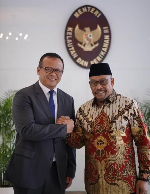Bertemu MKP, Gubernur Minta Maluku Dapat Perlakuan Khusus