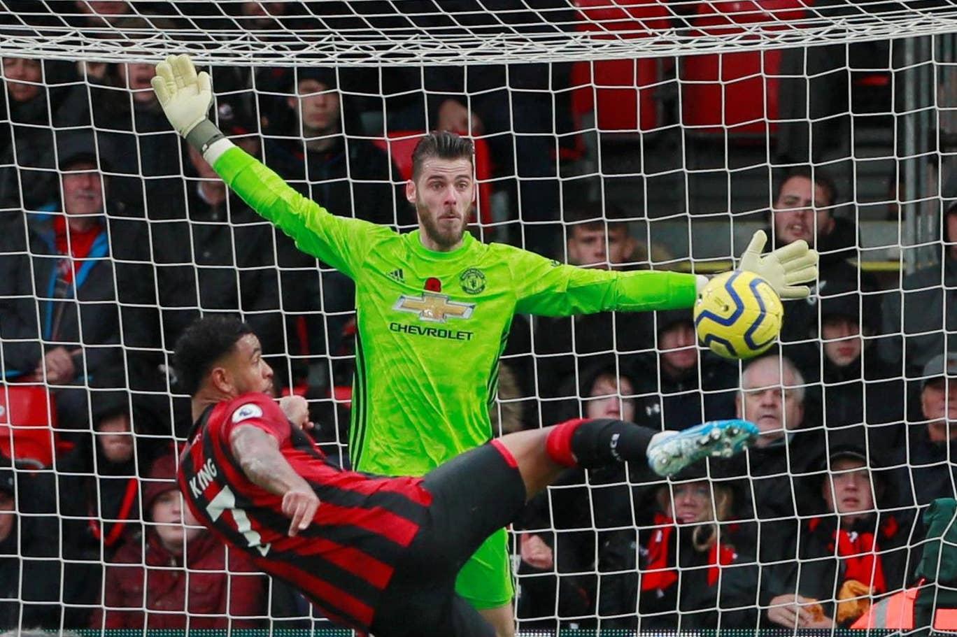 Manchester United Tumbang di Kandang Bournemouth