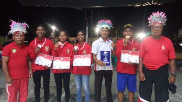 Petinju Maluku Bawa Pulang 4 Medali dari Kejurnas Antar PPLP