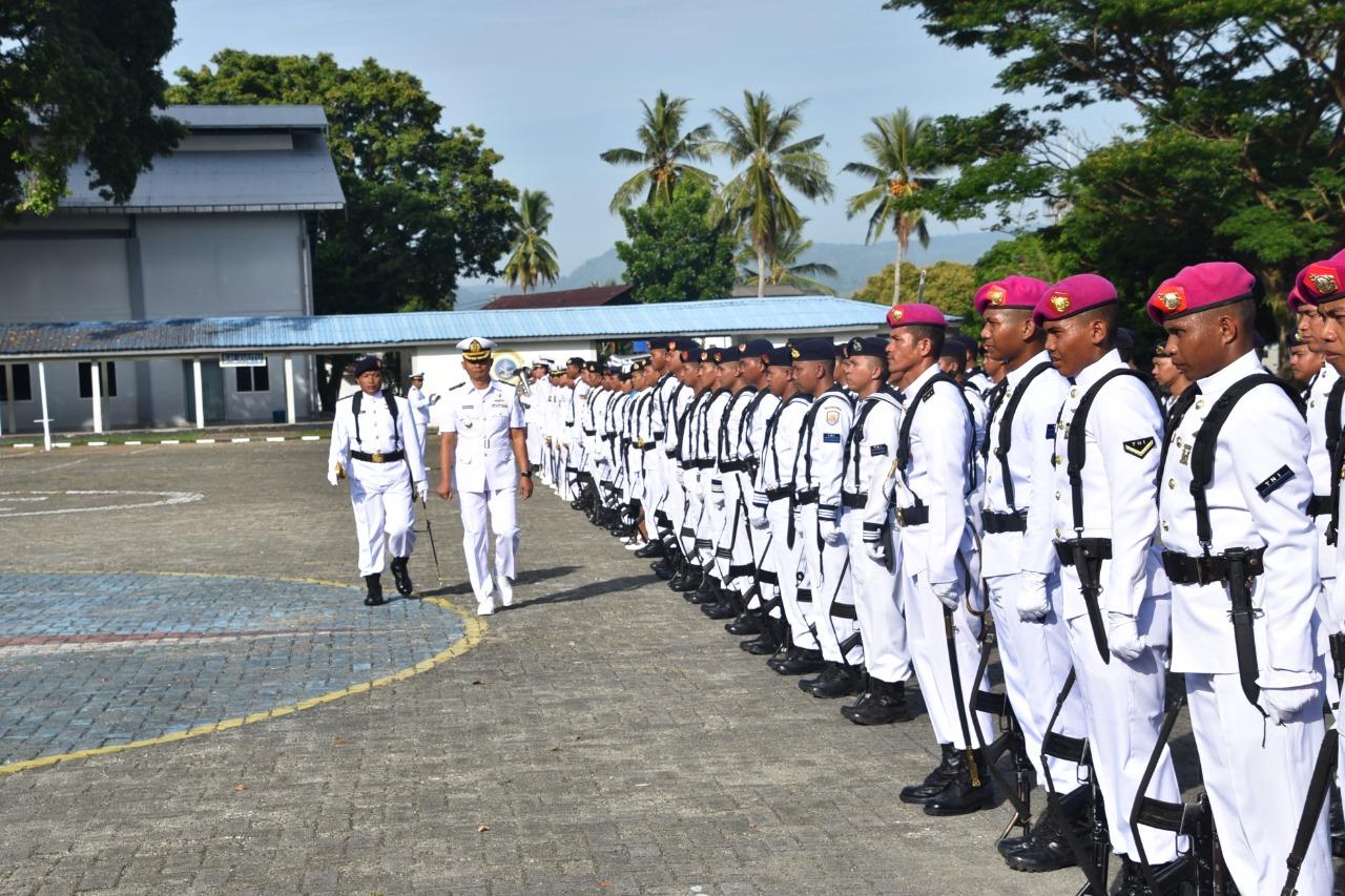 Lantamal Ambon Peringati Hari Armada 2019