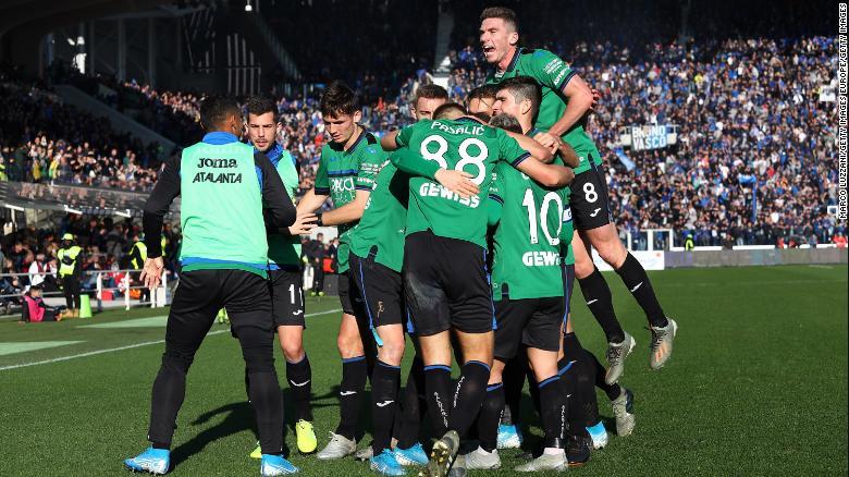 Liga Italia: AC Milan Dibantai Atalanta 0-5