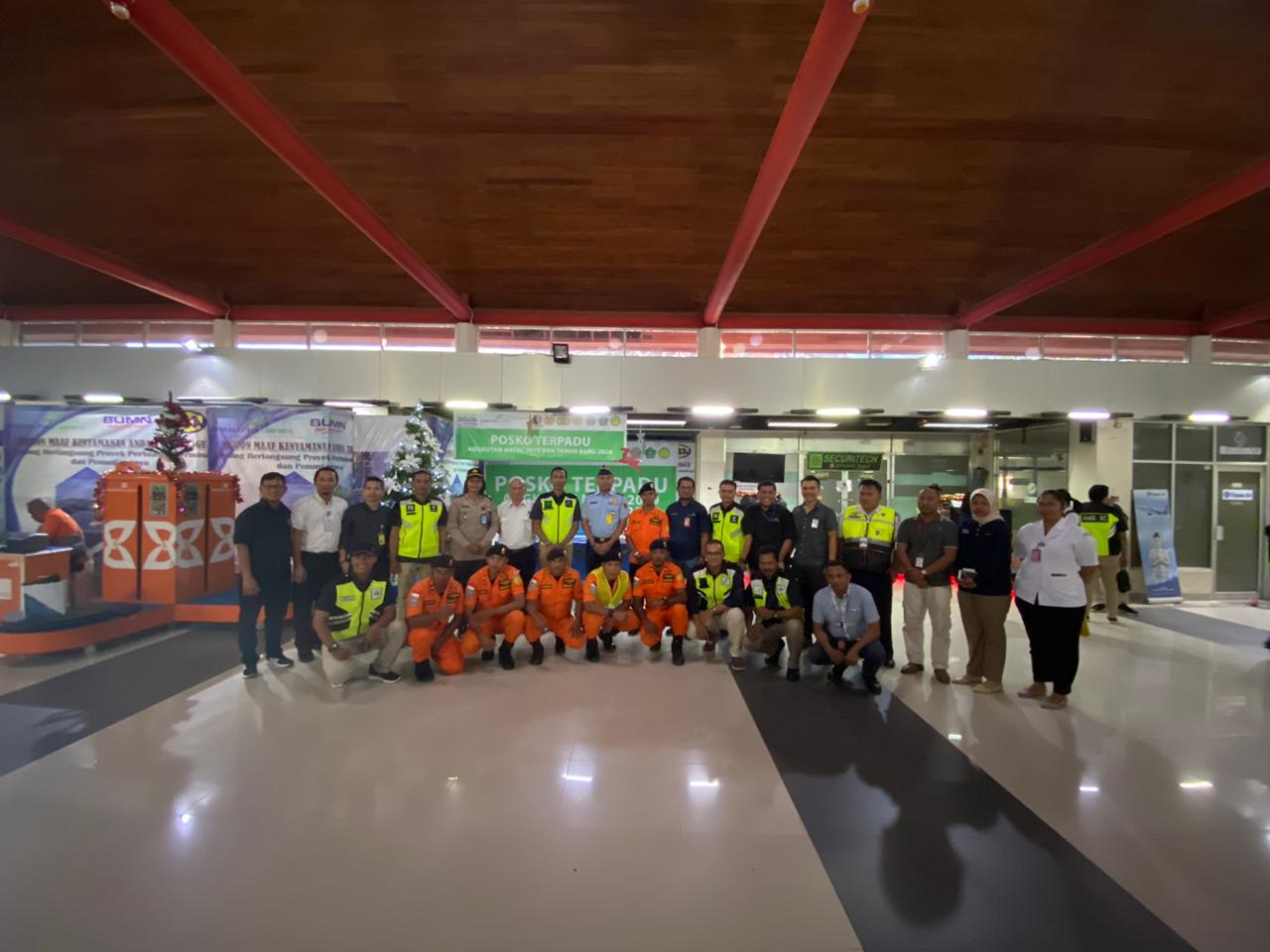 Angkasa Pura Siapkan Posko Terpadu di Bandara Pattimura