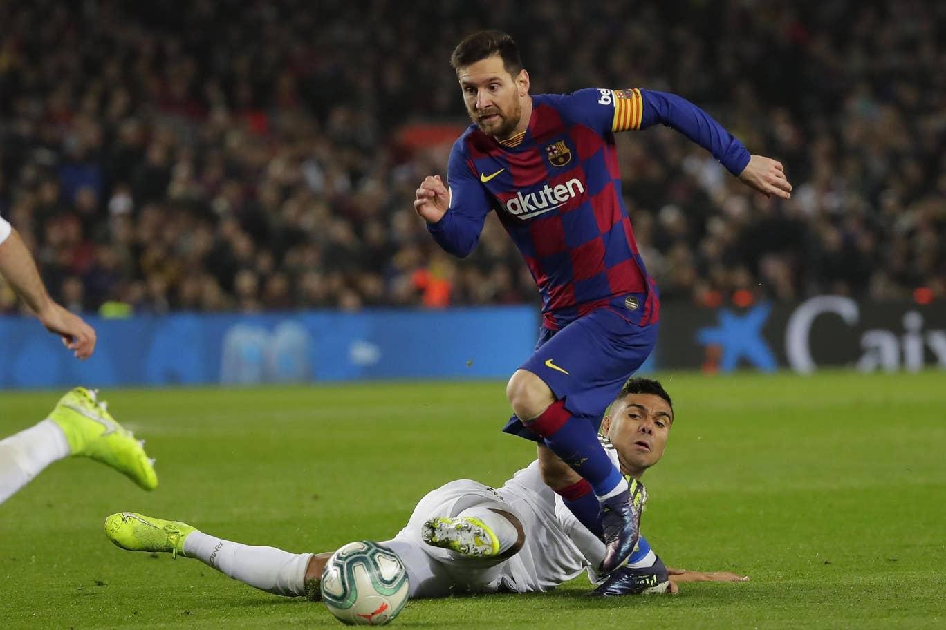 Duel El Clasico Berakhir Imbang 0-0