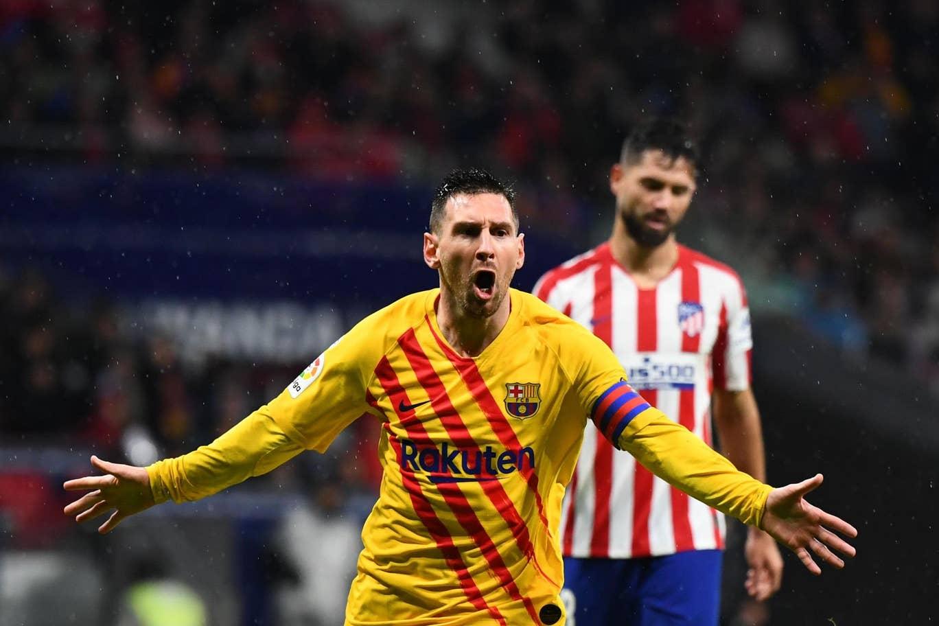 Barcelona Hanya Unggul Tipis 1-0
