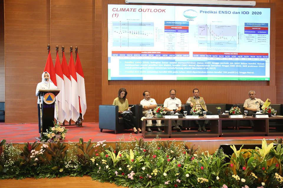 BNPB: Waspadai Potensi Bencana Geologi dan Vulkanologi di 2020