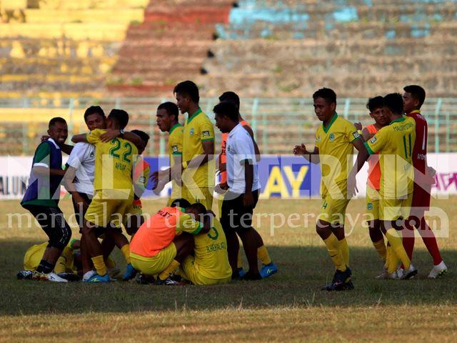 Tersingkir Lewat Undian, Tim Sepakbola Maluku Gagal ke PON