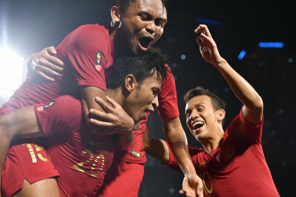 SEA Games 2019: Indonesia Pesta Gol ke Gawang Brunei