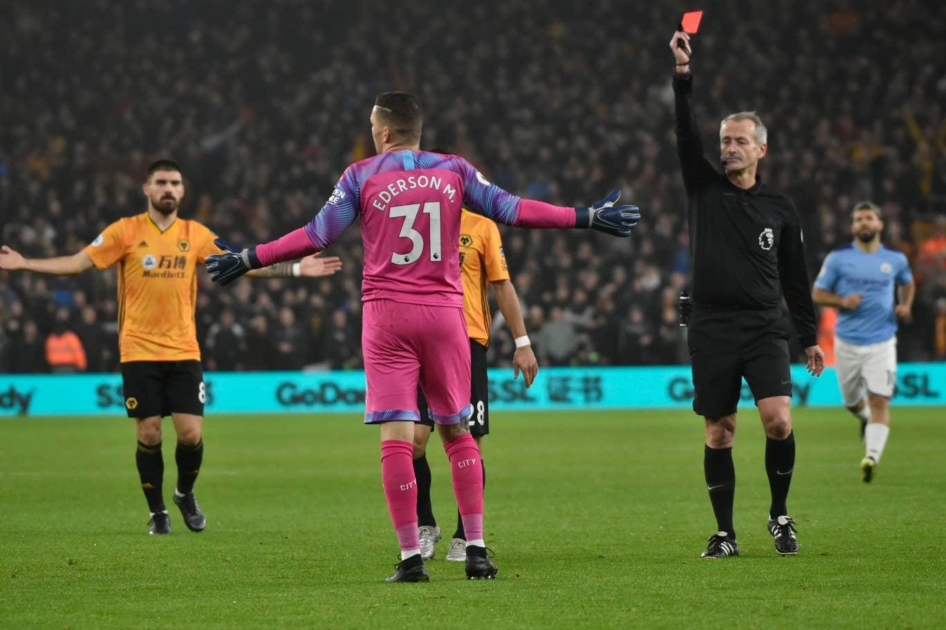 Manchester City Dibungkam Wolverhampton 2-3