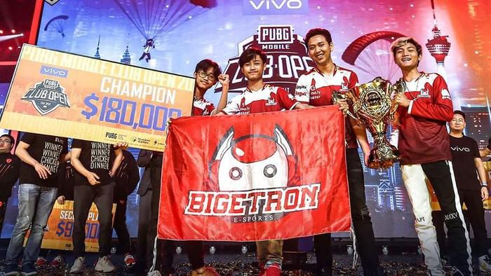 """Indonesia Juara Turnamen Dunia """"PUBG Mobile"""""""