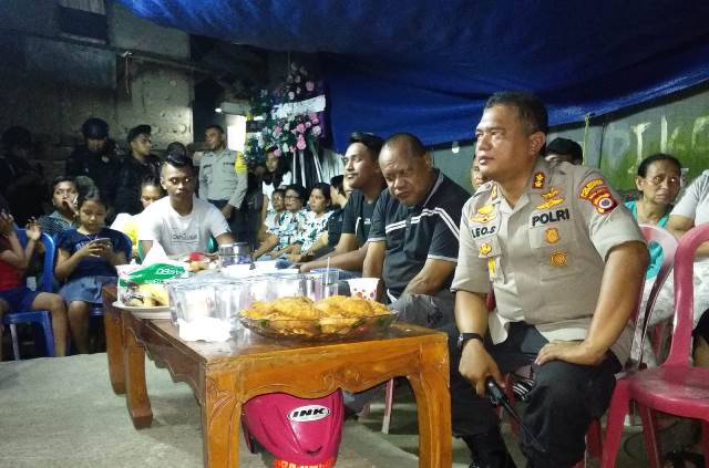 Pasca Pelaku Penikaman Ditangkap, Kapolresta Ambon Minta Warga Jaga Keamanan