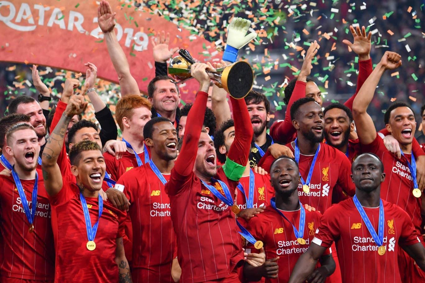 Liverpool Juara Piala Dunia Antar Klub