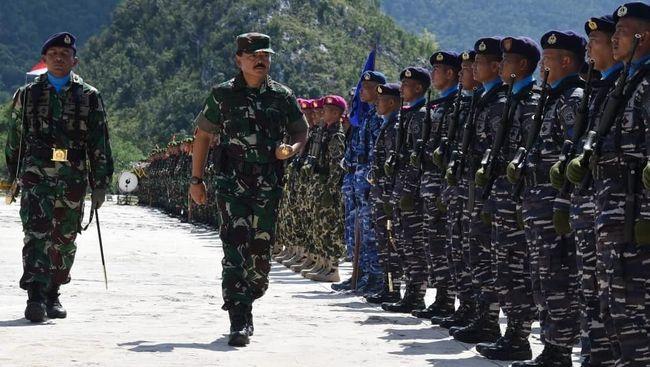 Jelang Akhir Tahun, 50 Perwira Tinggi TNI Bergeser Posisi