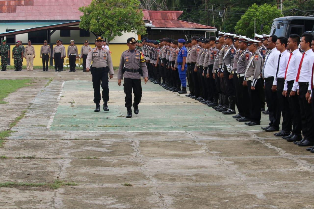 Polres SBT Gelar Operasi Lilin Siwalima 2019