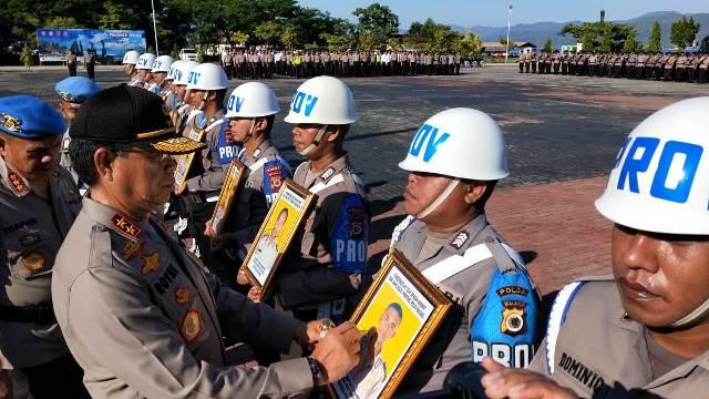 13 Personel Polda Maluku Dipecat