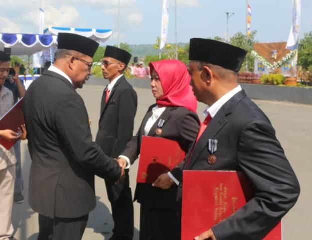 Gubernur Maluku Sampaikan Pesan Presiden Soal Infrastruktur