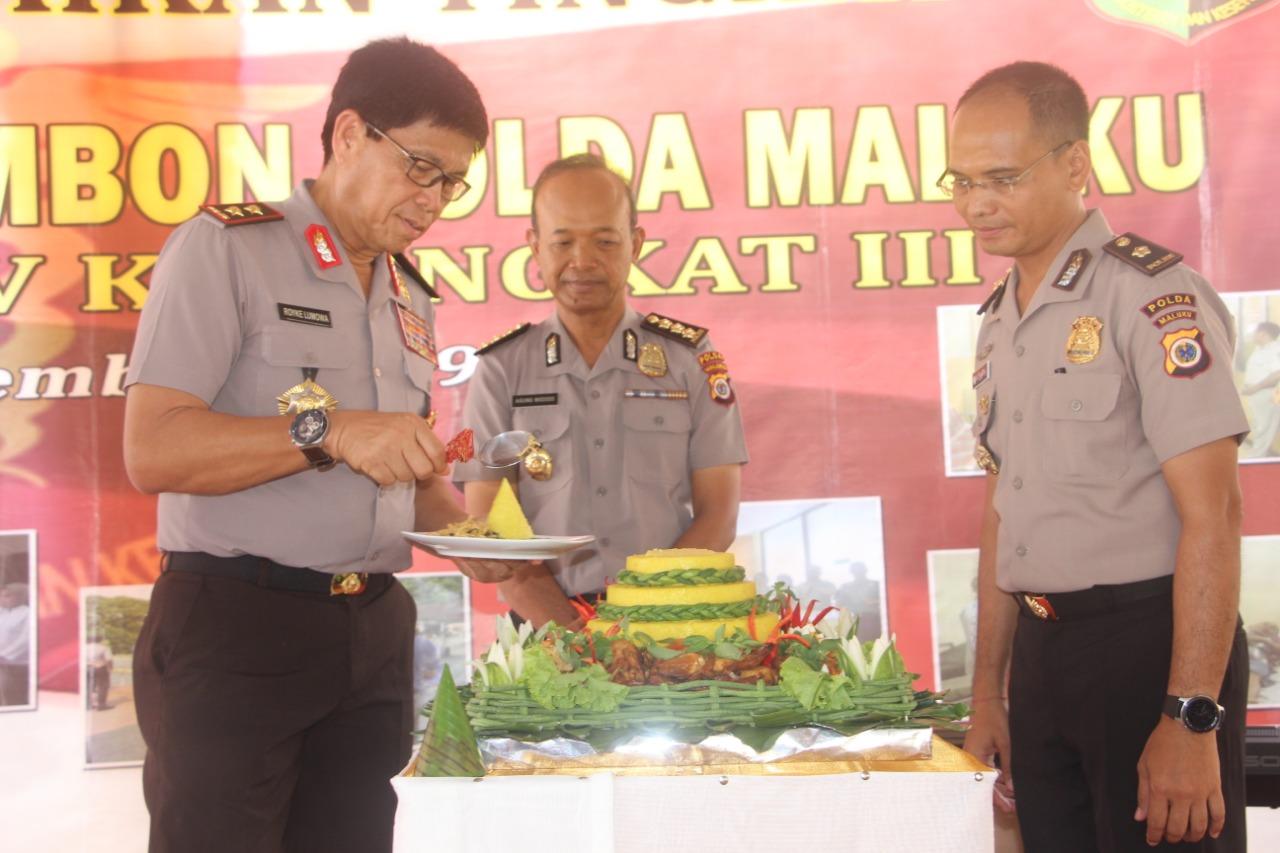 Rumkit Bhayangkara Naik Tingkat, Kapolda Maluku Minta Pelayanan Ditingkatkan