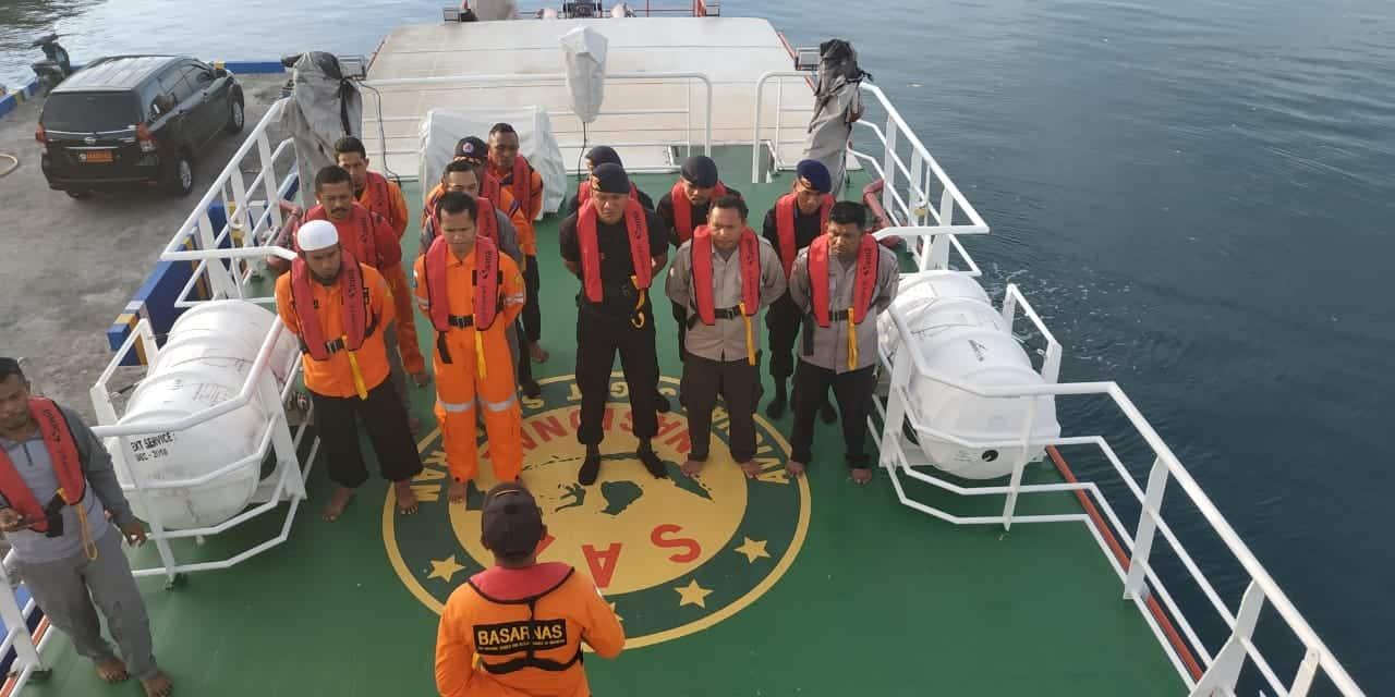 Nelayan Tual Hilang Kontak Saat Melaut