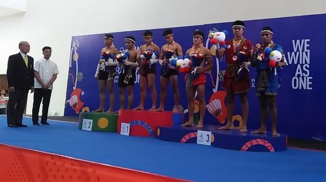 SEA Games 2019: Atlet Muaythai Asal Maluku Raih Perunggu