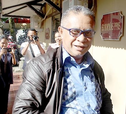 Polisi Tetapkan Sekda Buru Jadi Tersangka Dugaan Korupsi Keuangan Daerah