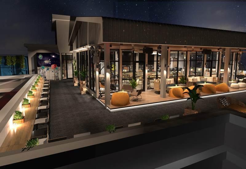 Sky Bar, Outlet Baru yang Instagrammable di Swiss-Belhotel Ambon