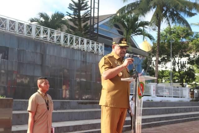 Gubernur Maluku Minta Inspektorat Gandeng BPKP Audit Seluruh OPD