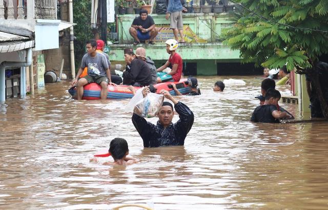 BKN: PNS Terdampak Banjir Boleh Ajukan Cuti