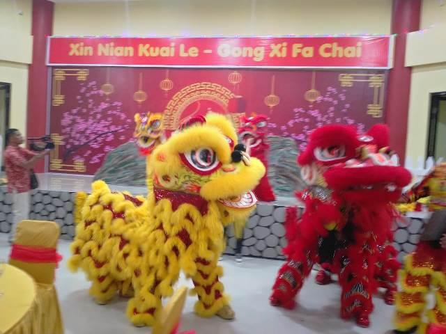 Warga Tionghoa di Ambon Rayakan Imlek 2571