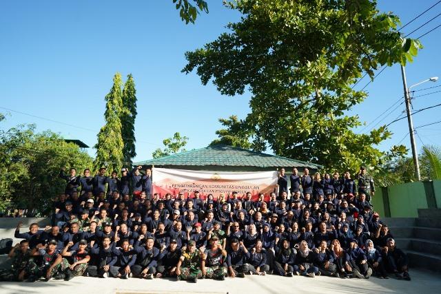 Gandeng Yonif 733/Raider, BPK Maluku Gelar 'Family Gathering'