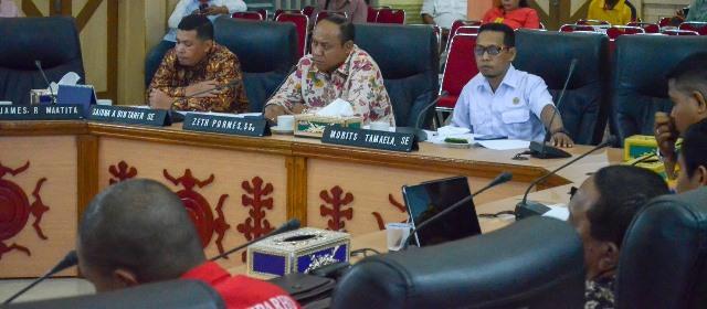 DPRD Kota Ambon Minta BPJS Laporkan Perusahaan Nakal