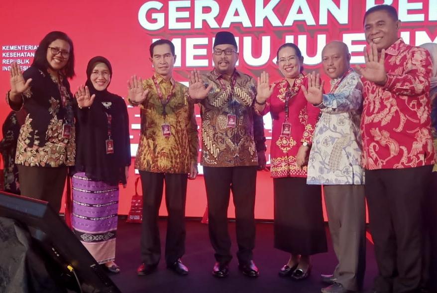 Gubernur Maluku Ajak Penderita TBC Aktif Periksa Ke Puskesmas