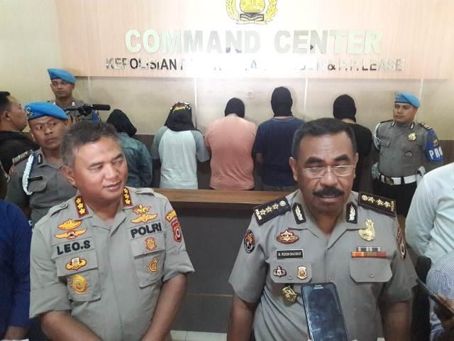 Tiga Personel Polda Maluku Positif Konsumsi Narkoba