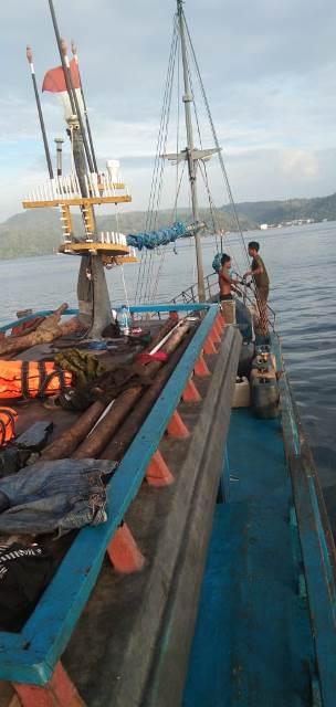 Kapal Pengangkut Avtur Hilang Kontak