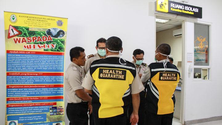 19 Daerah di Indonesia dengan Kewaspadaan Tinggi Hadapi Virus Corona, Mana Saja?
