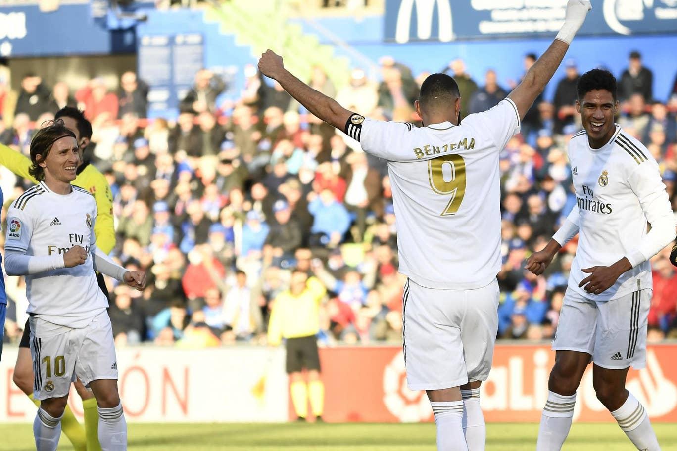 Liga Spanyol: Real Madrid Kembali ke Jalur Kemenangan
