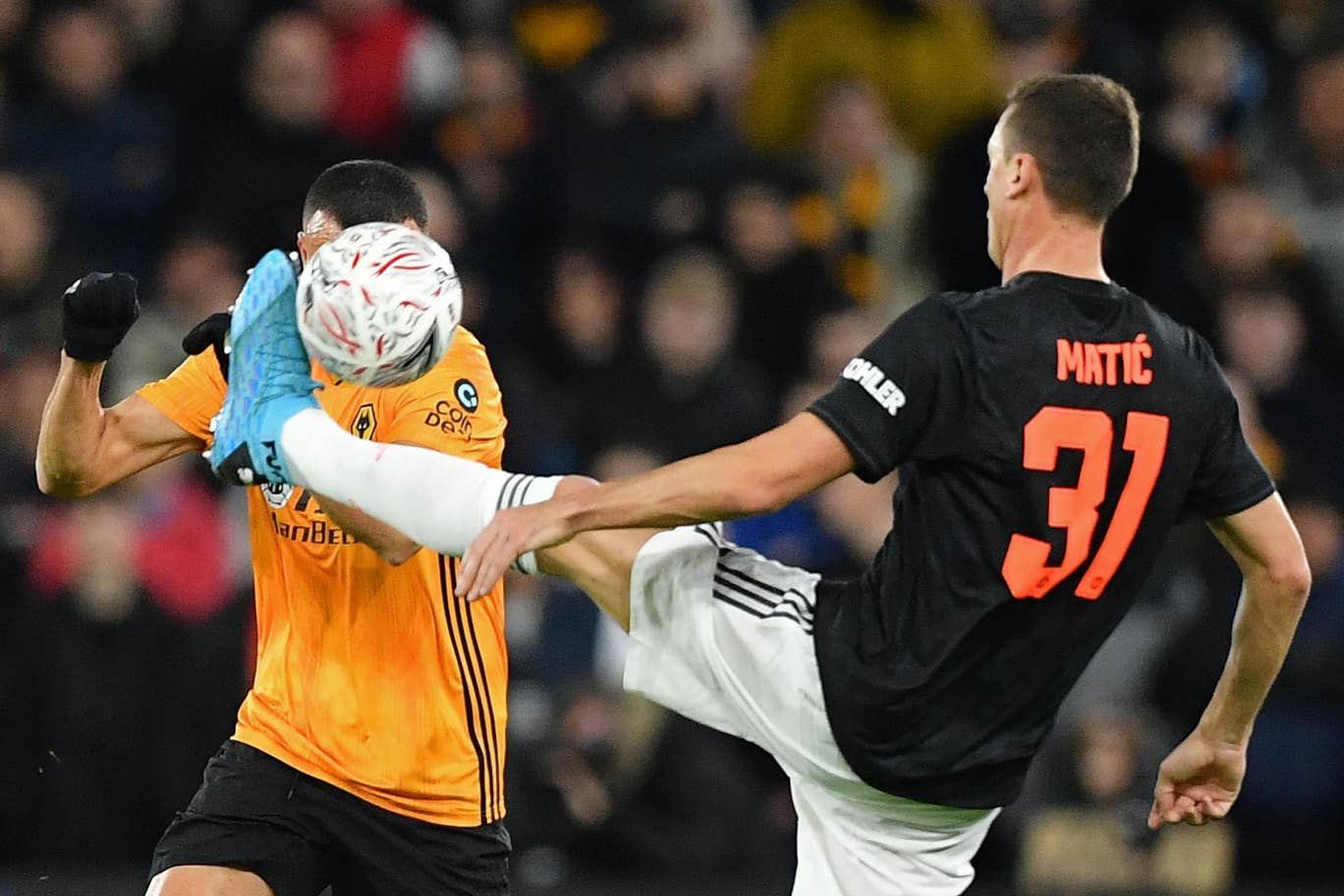Hasil Piala FA: Wolverhampton Imbangi MU 0-0