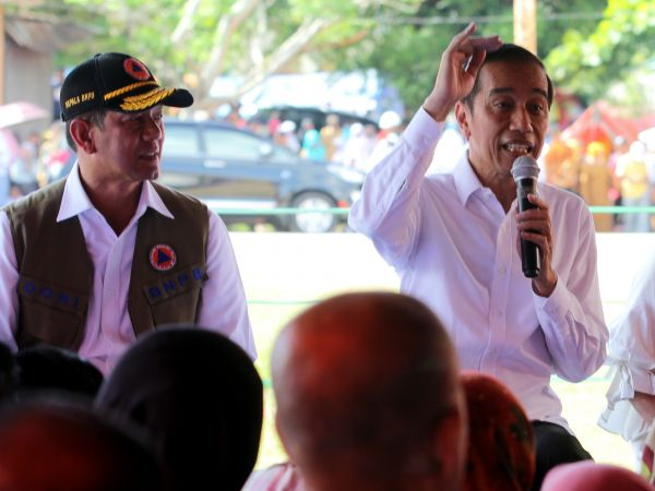 Presiden Minta Mendagri Ingatkan Kepala Daerah Siaga Hadapi Cuaca Ekstrem