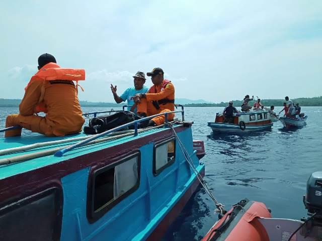 Tim SAR Belum Temukan Yance Kaya Yang Jatuh dari Speedboat